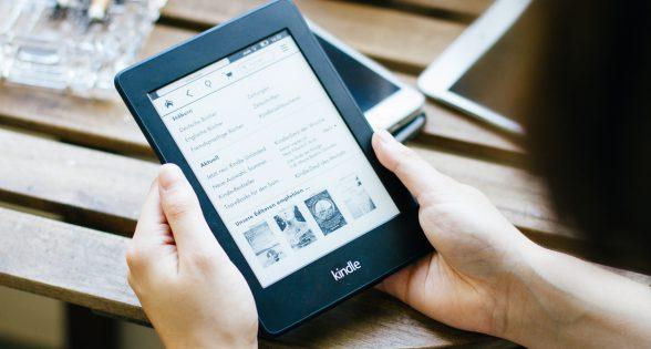 Sähköiset kirjat kasvattavat suosiotaan.